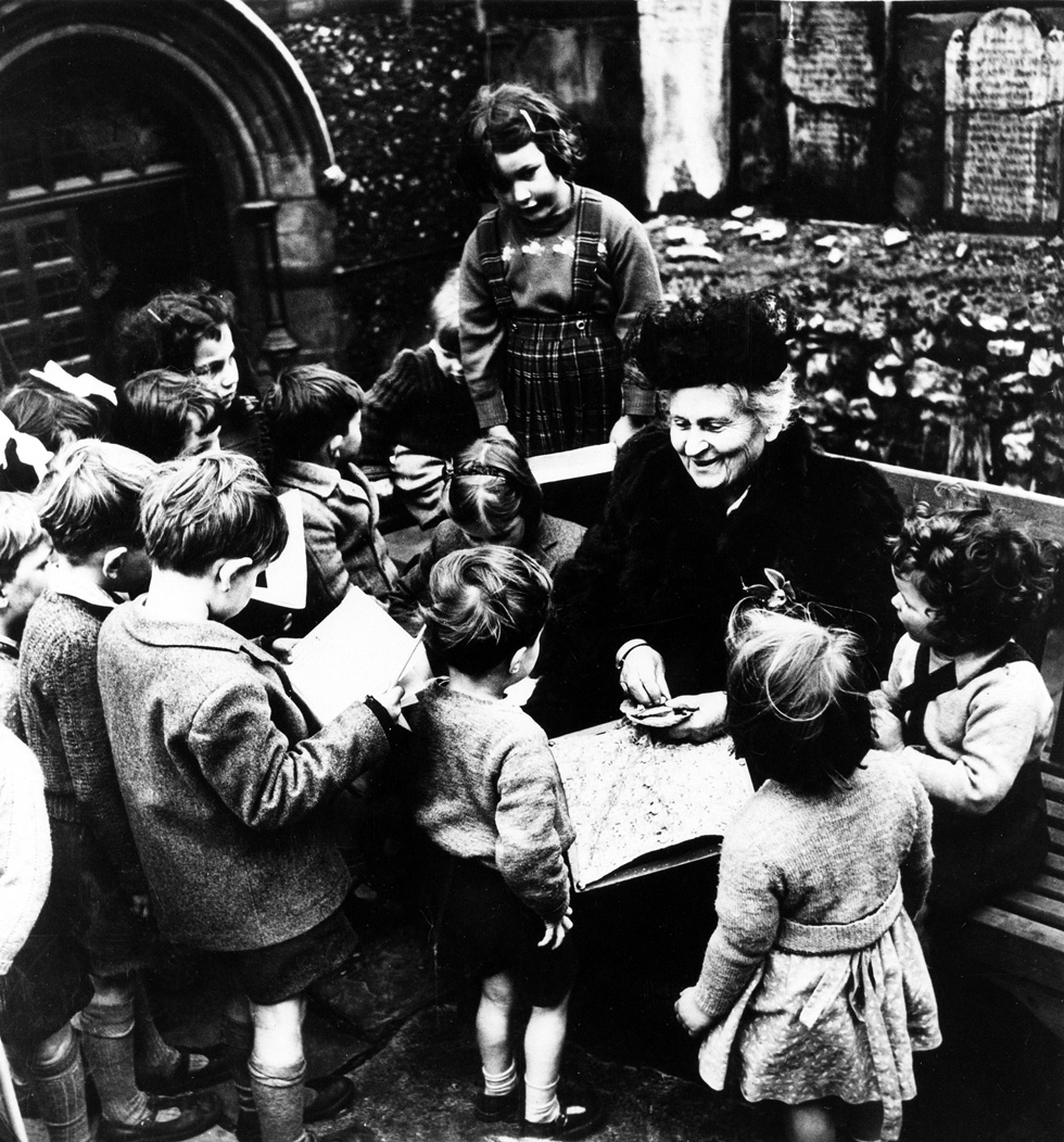 independence in montessori The child must acquire physical independence by being sufficient unto himself  maria montessori understood that all children, indeed all people, have different.